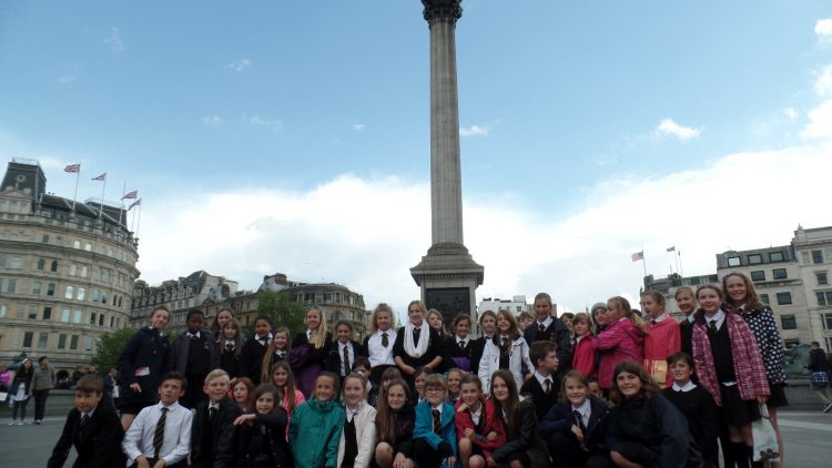 Year 6 trip to London