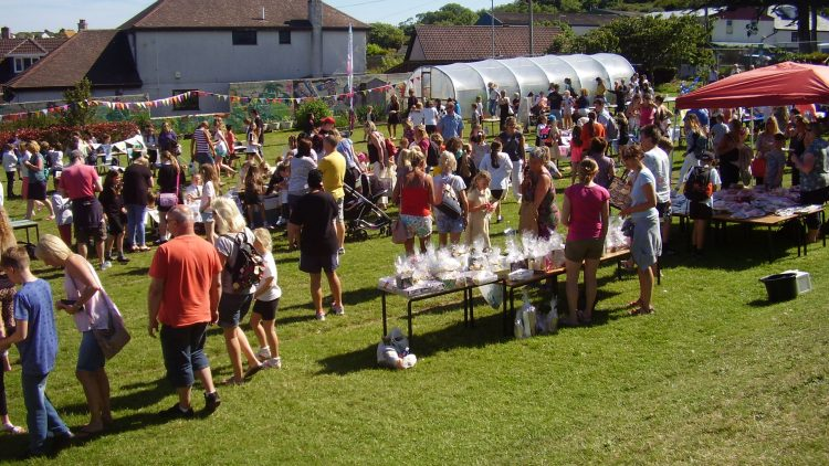 Glorious Weather for Summer Fayre