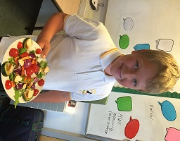 Healthy Eating for Year 6
