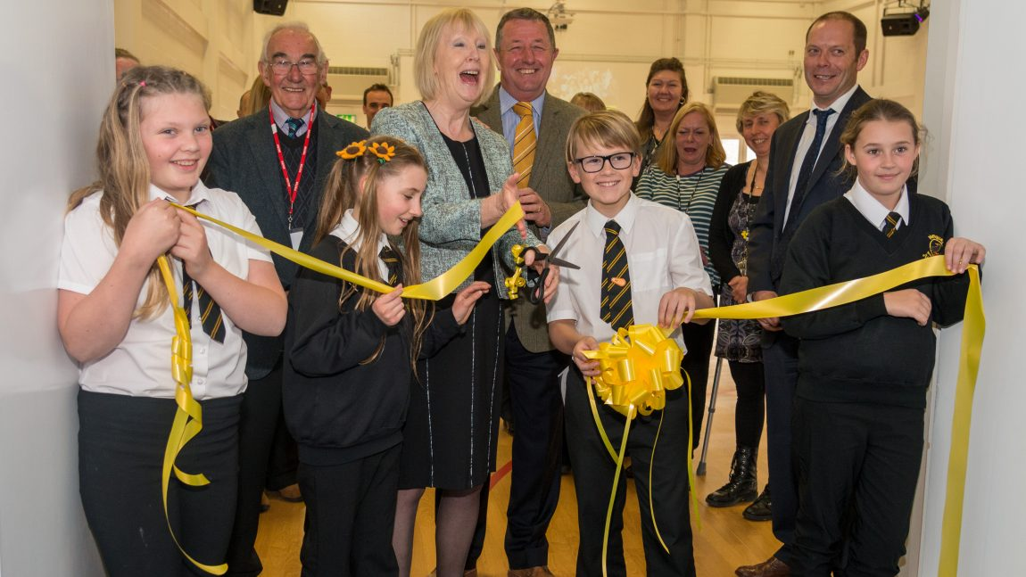 New State of The Art Facility Opens At Newquay Junior Academy