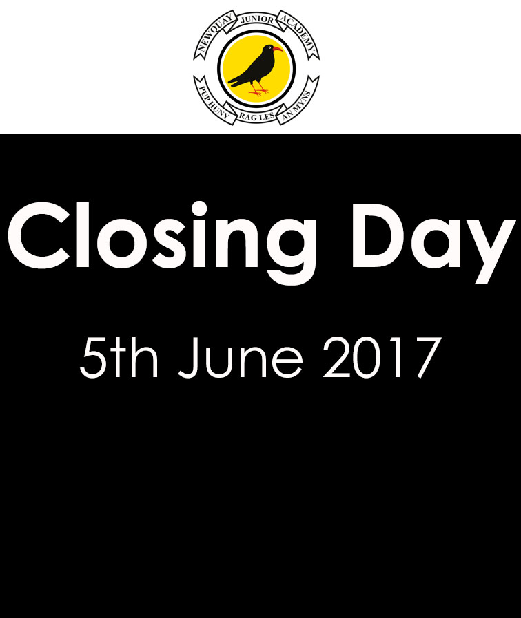Closing Day 5th June 2017