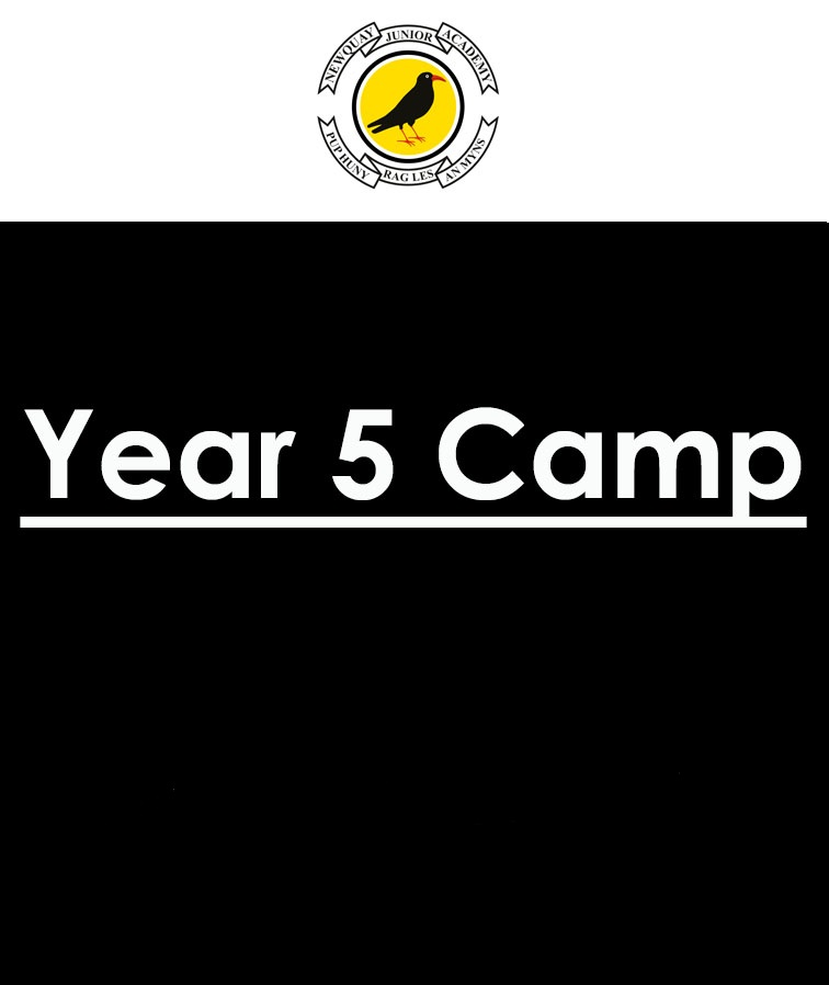 Year 5 Camp – Information and Itinerary