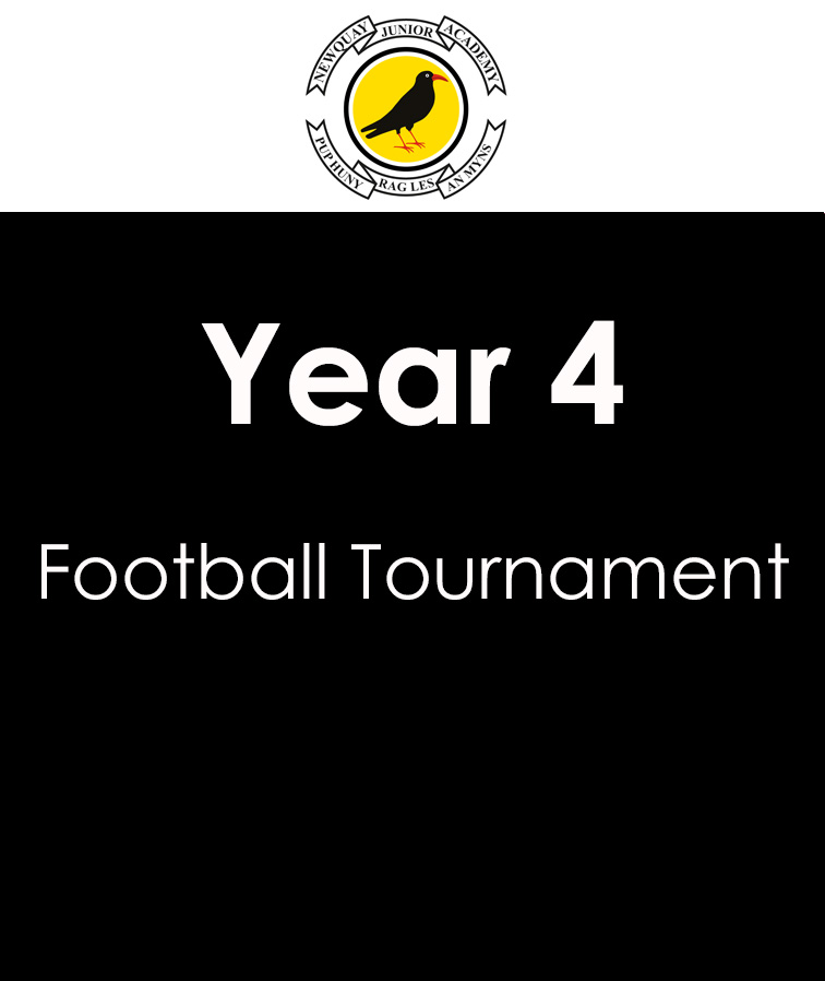 Year 4 Fooball Tournament