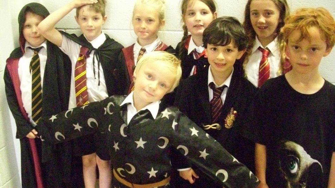Harry Potter Day – Photo Gallery