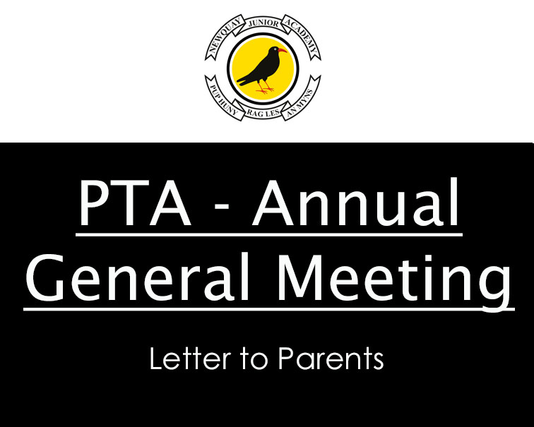 PTA Annual General Meeting