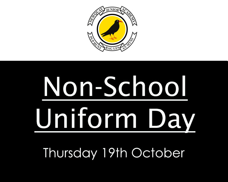 PTA – Non-School Uniform Day