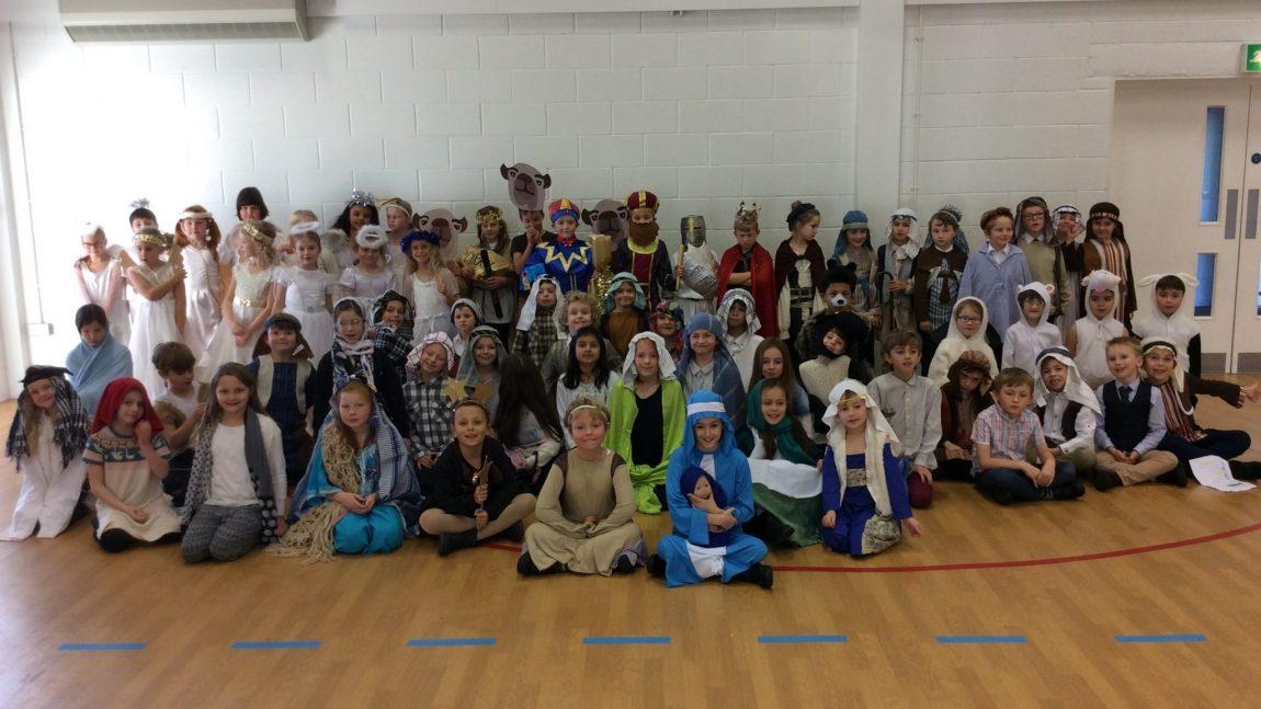 Year 3's Nativity