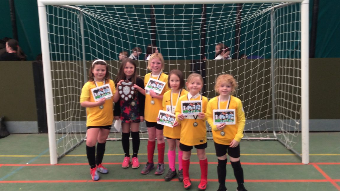 Year 3/4 Girls Football