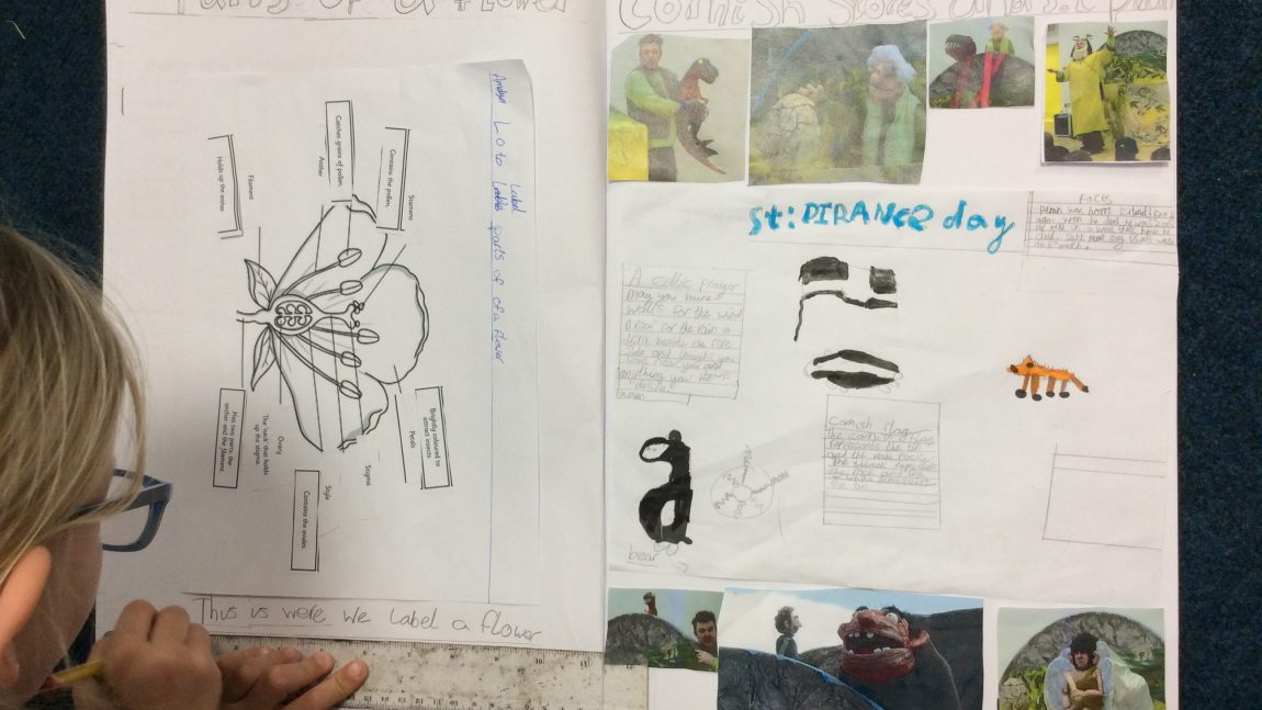 Year 3 Learning Journals