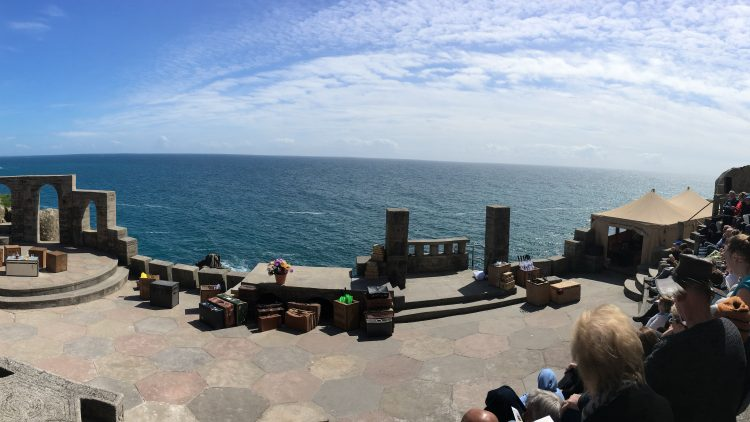 Minack Theatre – Year 6