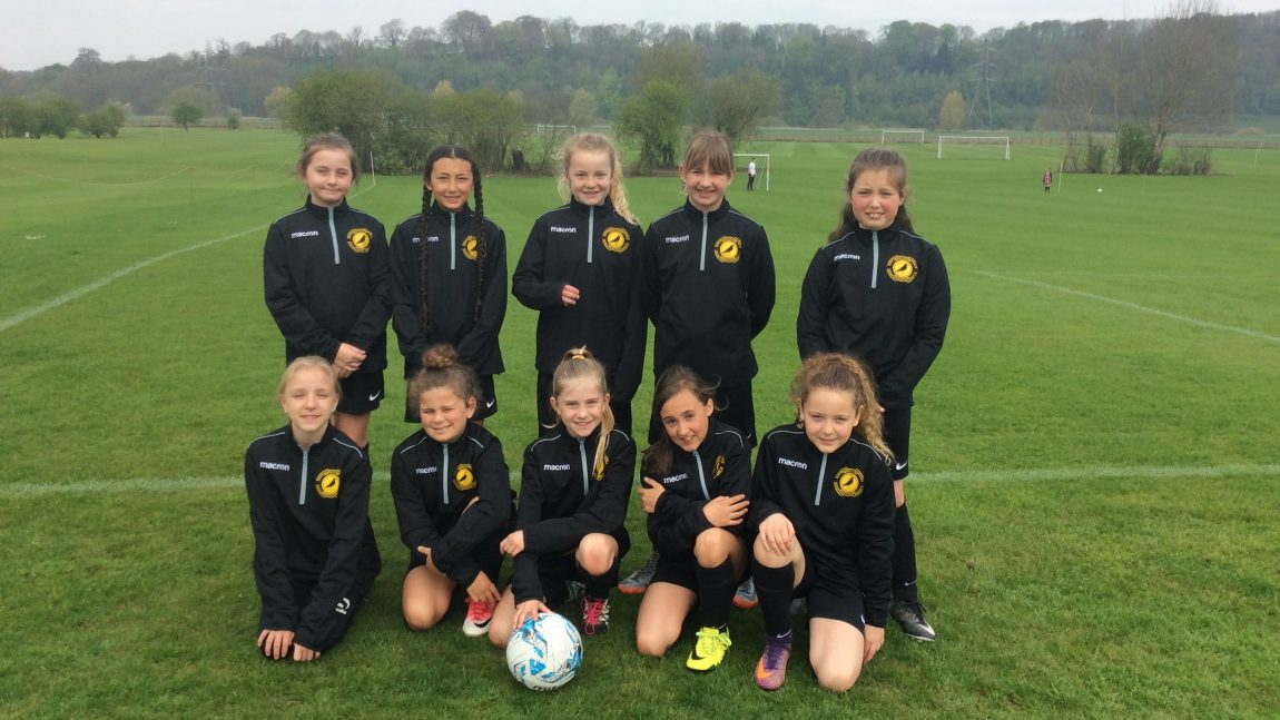 Year 5/6 Girls South-West Regional Championships