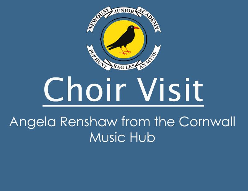 Choir Visit – Angela Renshaw