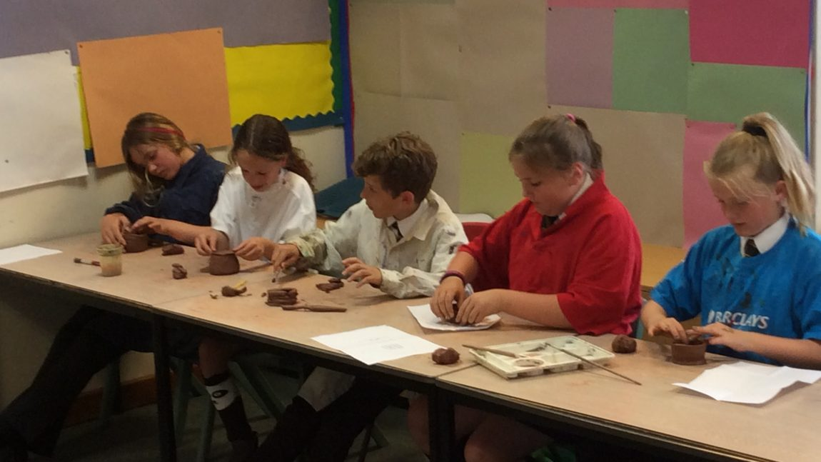 Year 6 Canopic Jars