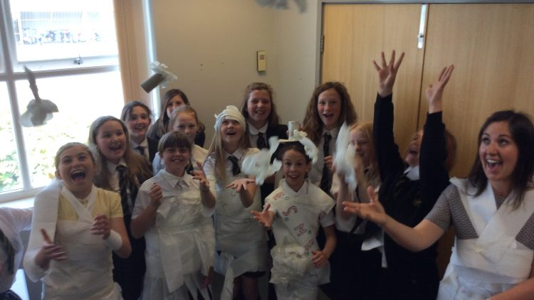Well Done Year 6