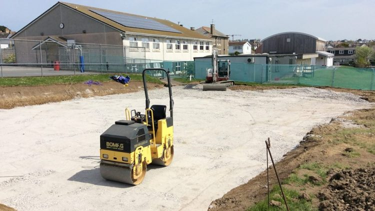 New Classrooms – On the Way