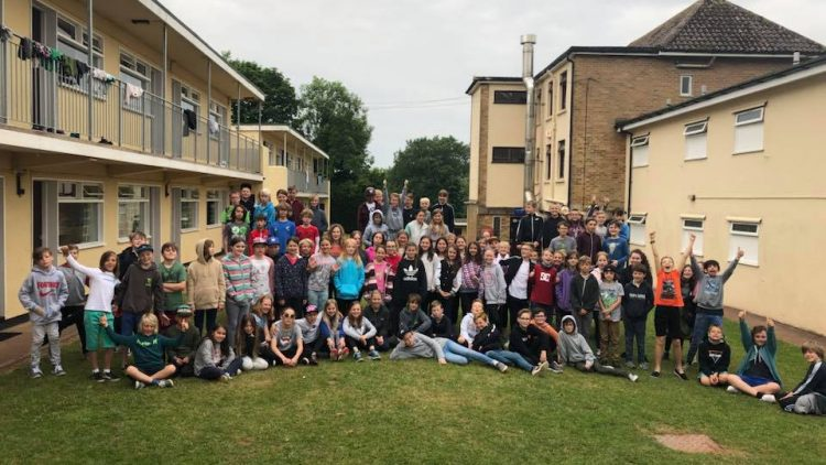 PGL Barton Hall Trip – Start to Finish