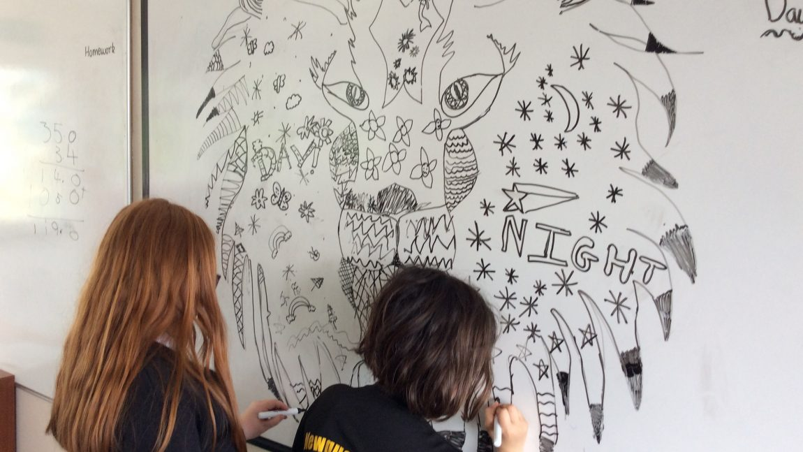 Lunch Time Art Club