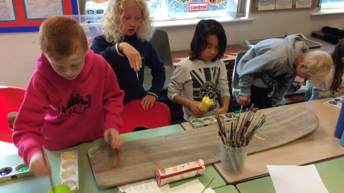 Year 5 Upcycling