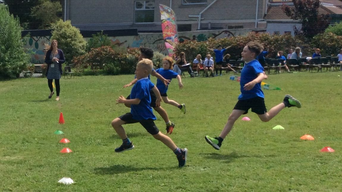 Year Three Sports Day
