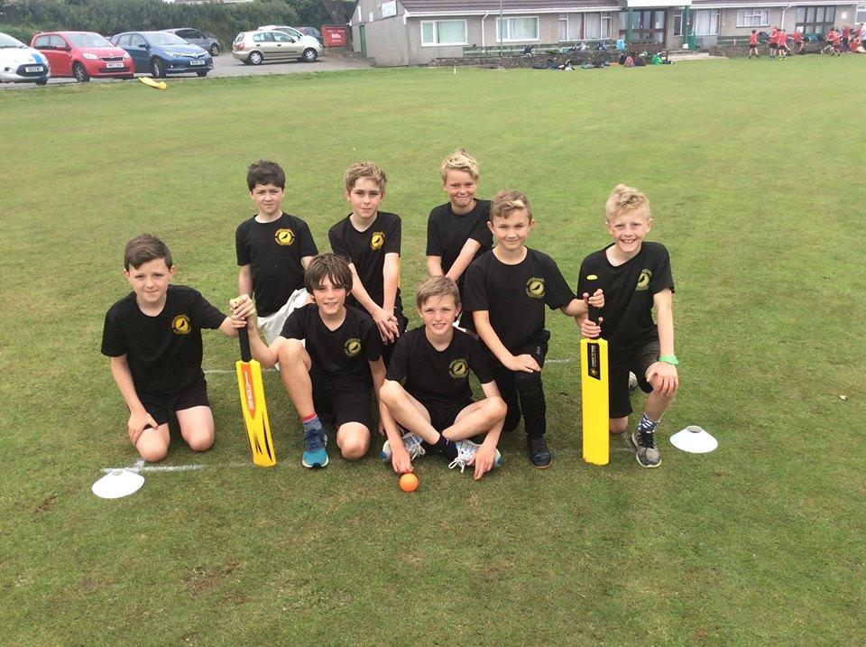 Year 5 Cricket