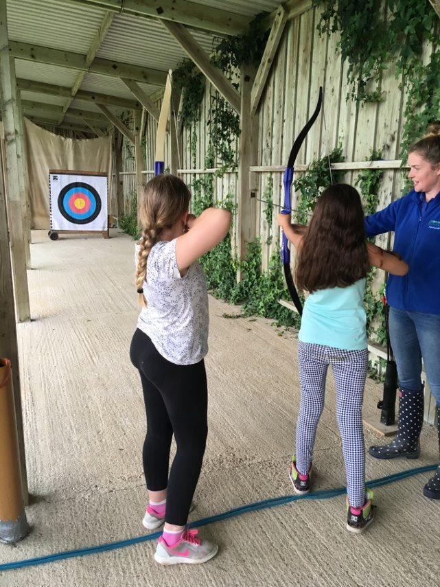 Year 5 Archery