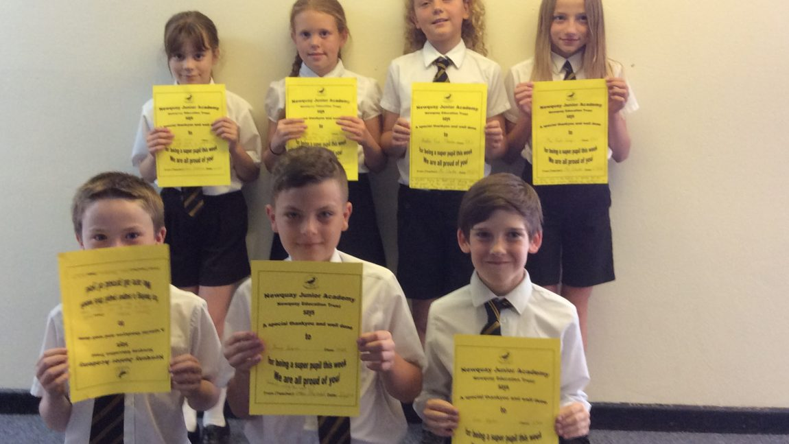Yellow Certificate and Medal winner