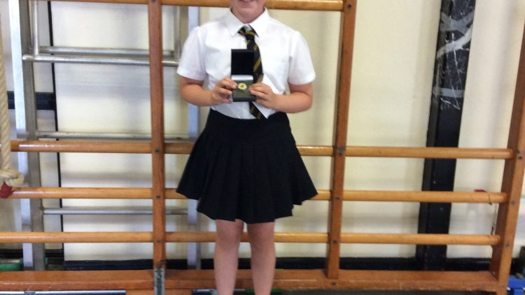 Yellow Certificate and medal winners – 13/07/2018