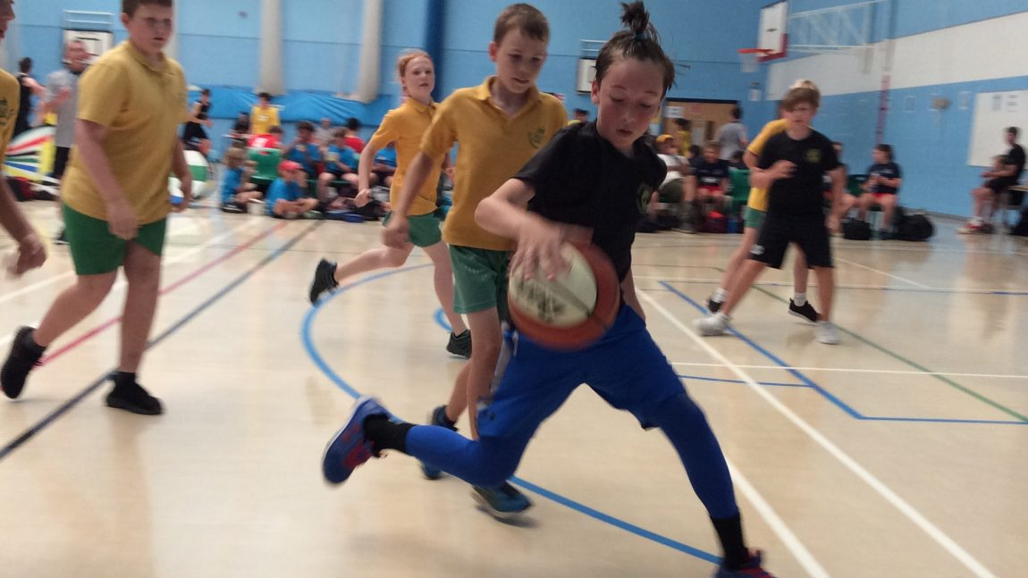 Cornwall School Games