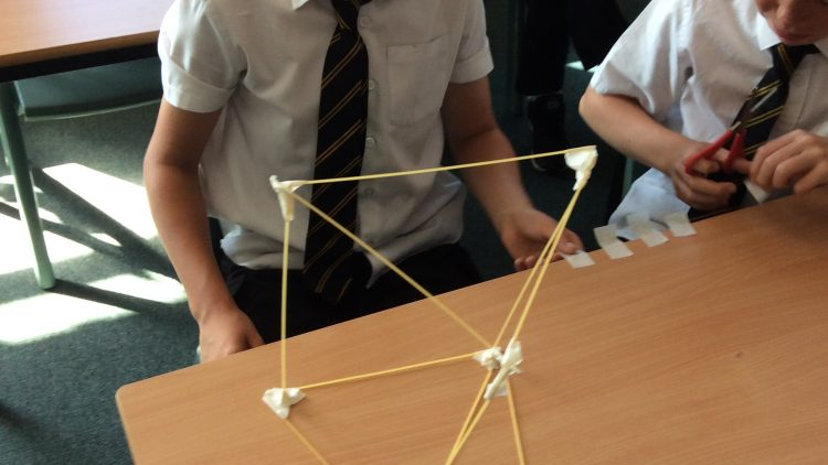 6JD – Marshmallow Challenge