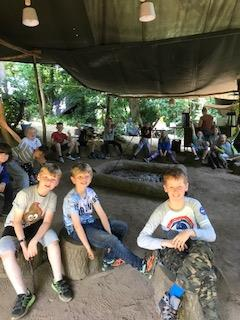 4SG Forest camp