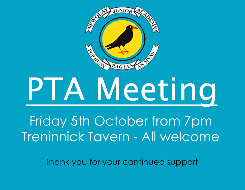 PTA – 2018 Annual General Meeting