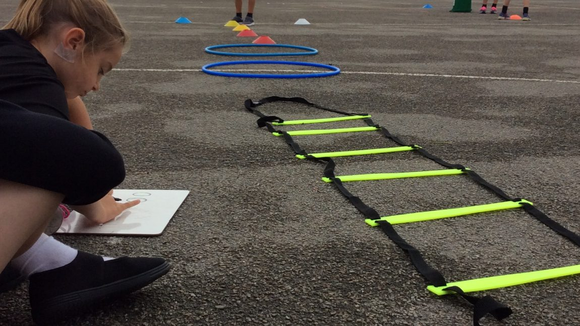 Obstacle Courses – Year 3