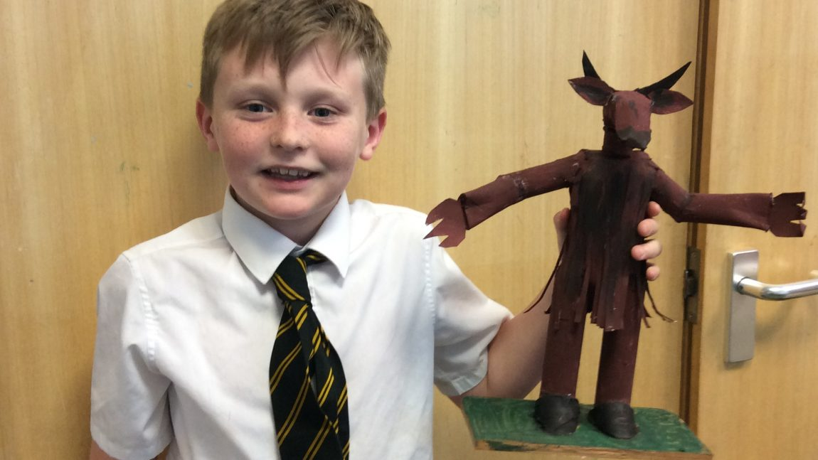 Mythical Beasts – 5BF