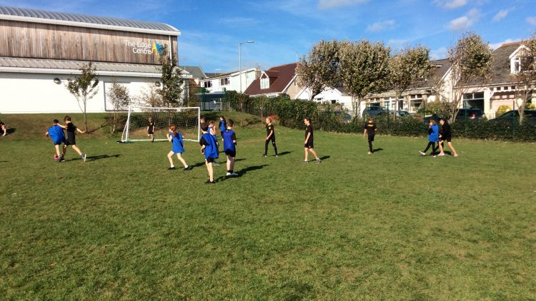 Inter-House P.E. Competition – Year 6
