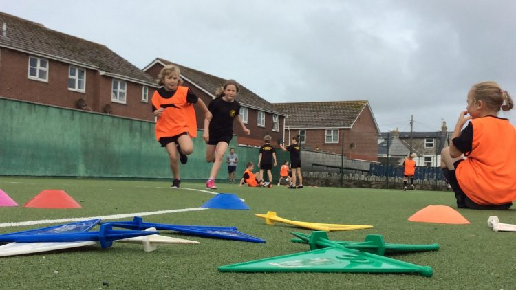 Inter-House P.E. Competition – Year 3