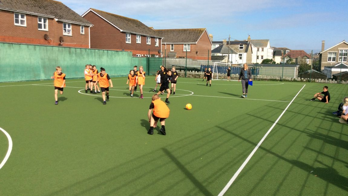 Inter-House P.E. Competition – Year 4