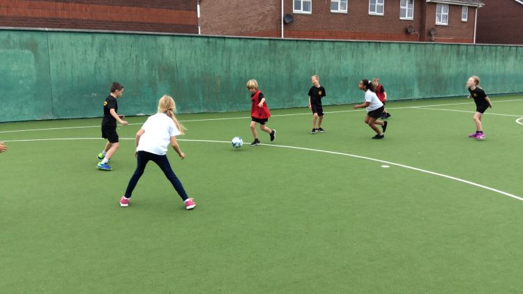 Inter-House P.E. Competition – Year 5