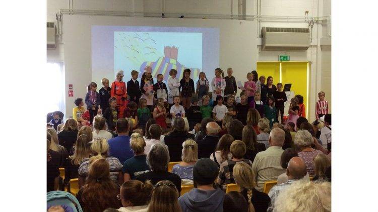 Reach for the Stars Assembly – Year 3