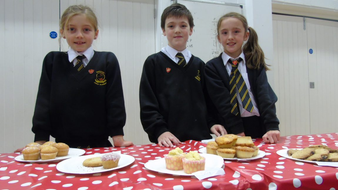Children in Need – Cake Sale