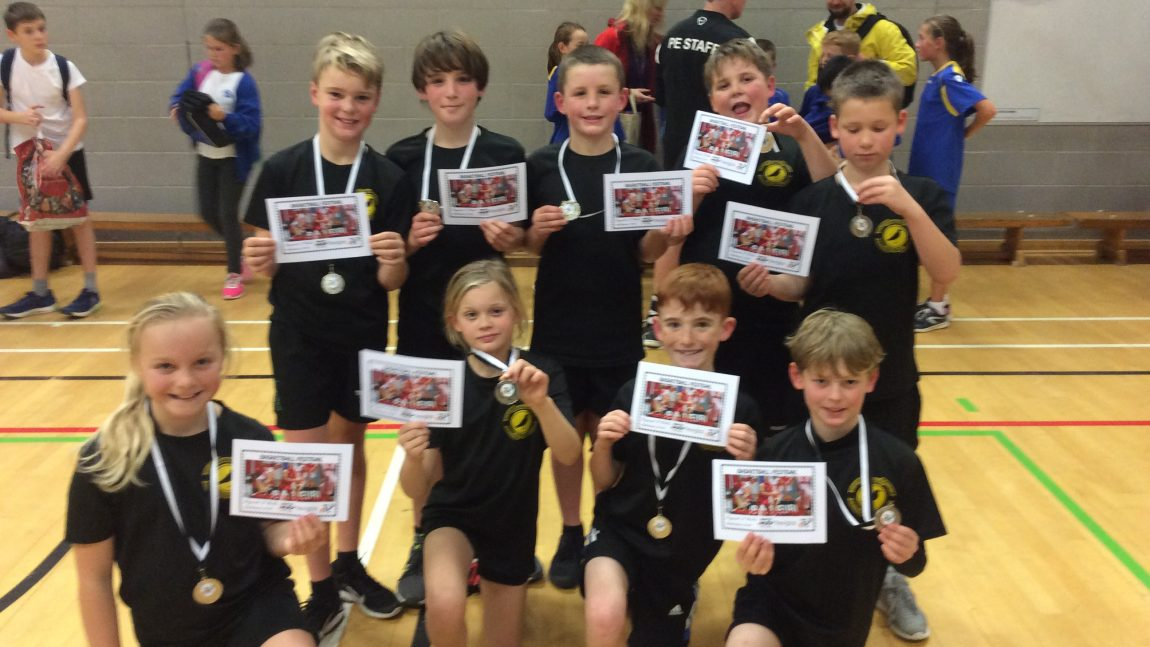 Basketball Success – Year 5/6