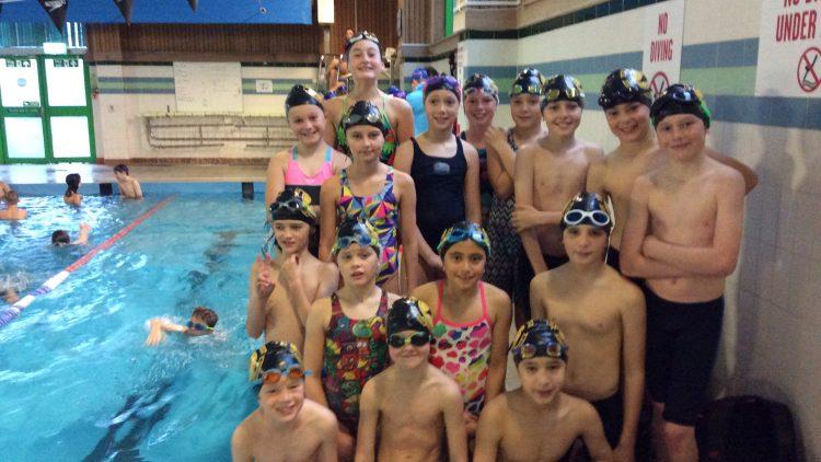 Cornwall School Games – Swimming Gala