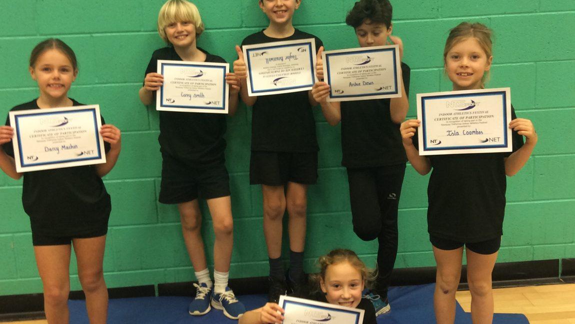 Cornwall School Games – Indoor Athletes