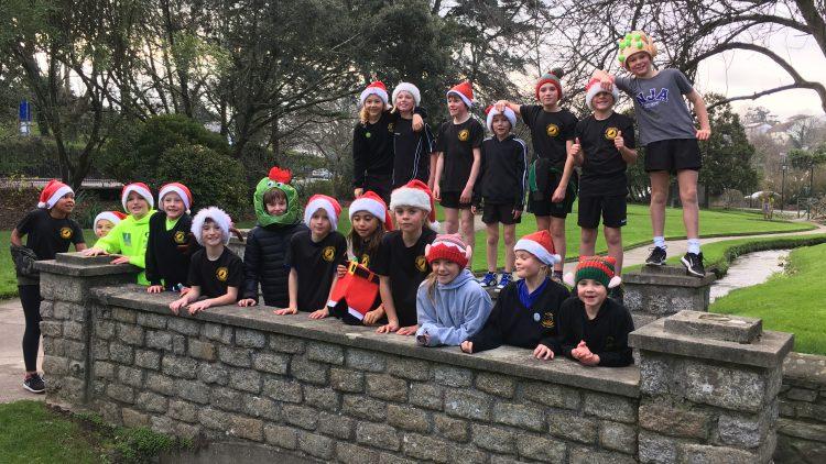 Cross Country Club – Christmas Hat Run
