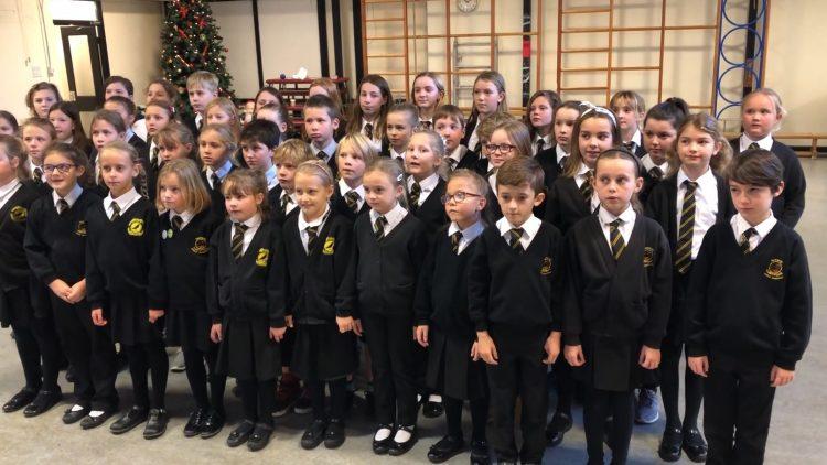 NJA Choir – 11 Sleeps 'til Santa