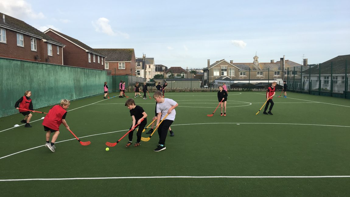 Year 5/6 Hockey Club