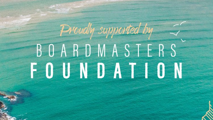 Boardmasters – New Charitable Foundation for Cornwall