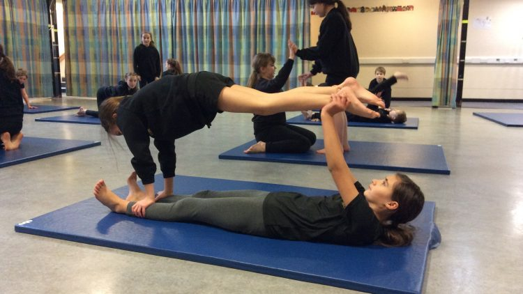 Gymnastics – 6JD