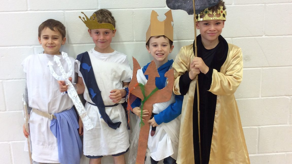 Year 3 – Ancient Greece Day