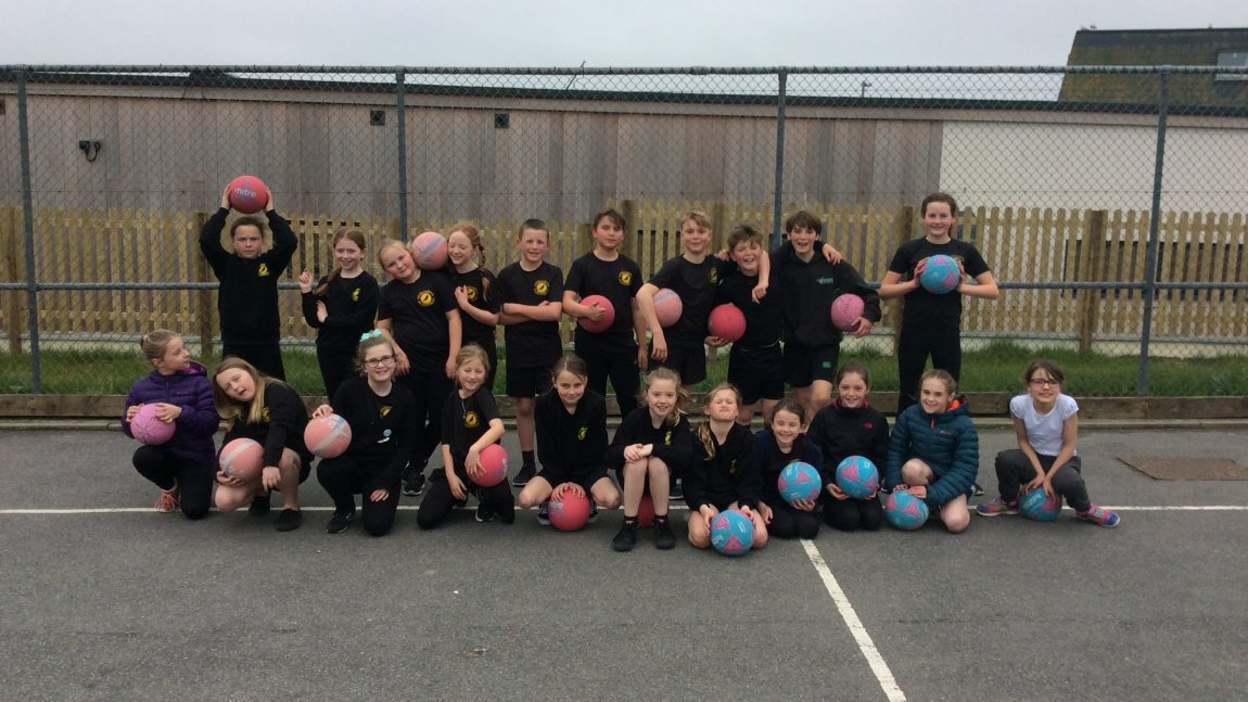 Bishops Friendly Netball Tournament
