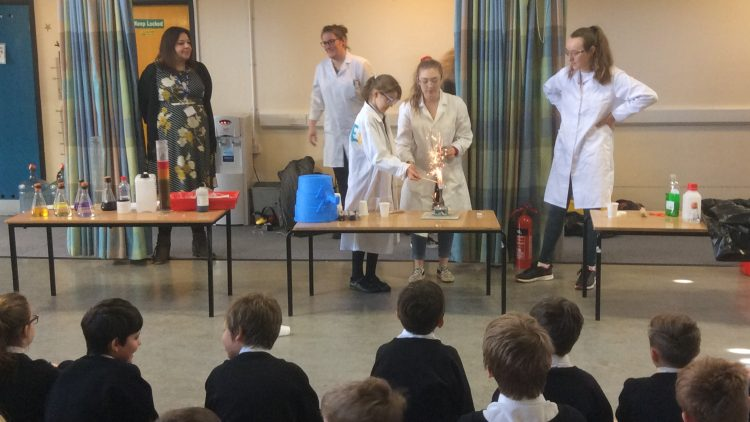 Exciting Experiments – Year 5